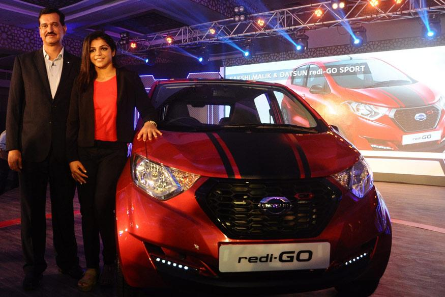 Datsun redi-GO Sport Launched in India Ahead of Festive Season at Rs 3.49 Lakh