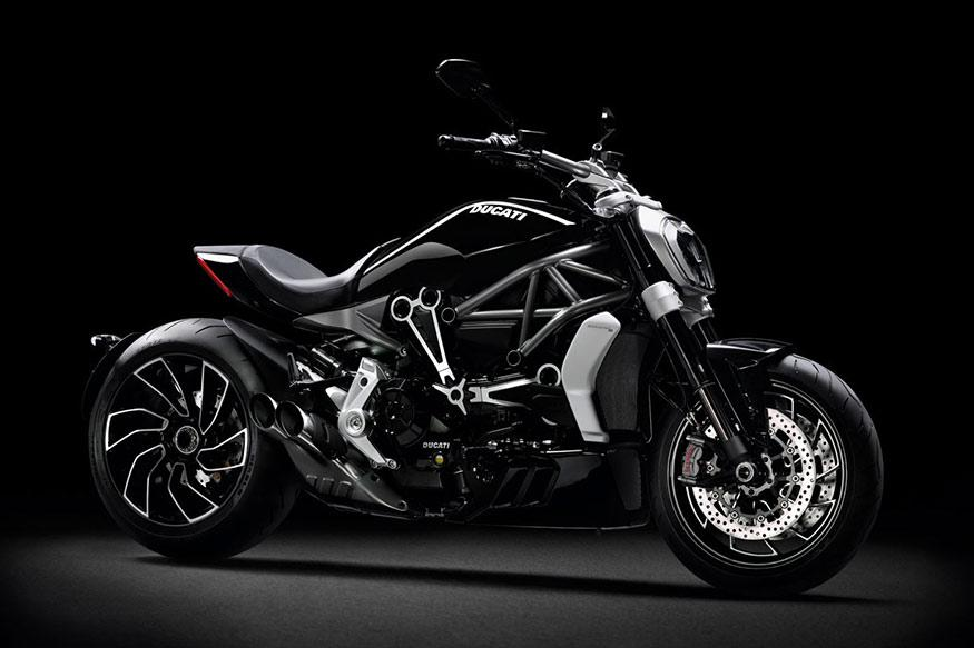 Ducati XDiavel to Launch in India on September 15, 2016