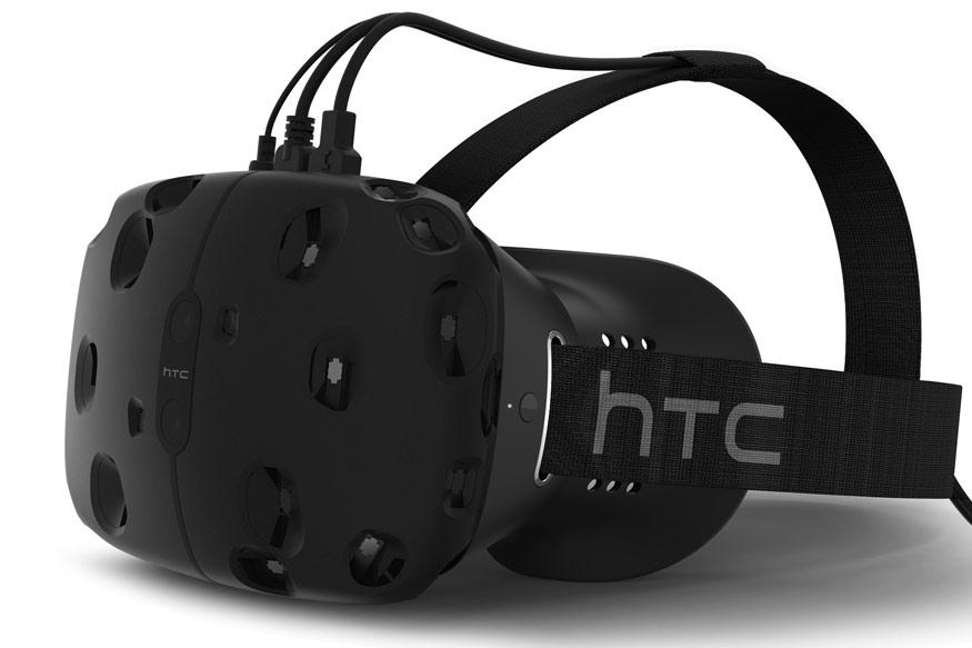 HTC Launches Vive VR System Priced at Rs 92,990