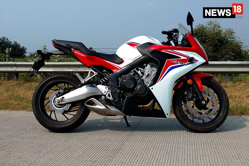 Honda CBR 650F Review: Performance Backed by Practicality