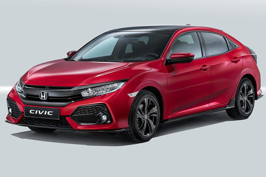 New Honda Civic Unveiled Ahead of Paris Motor Show Debut