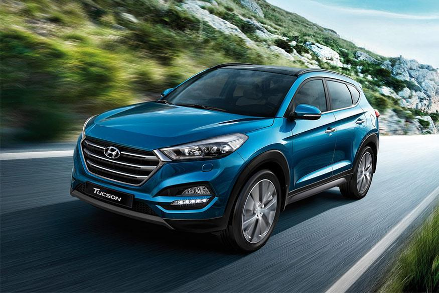 Hyundai Tucson Launch in India on October 24, to Be Priced Between Creta and Santa Fe