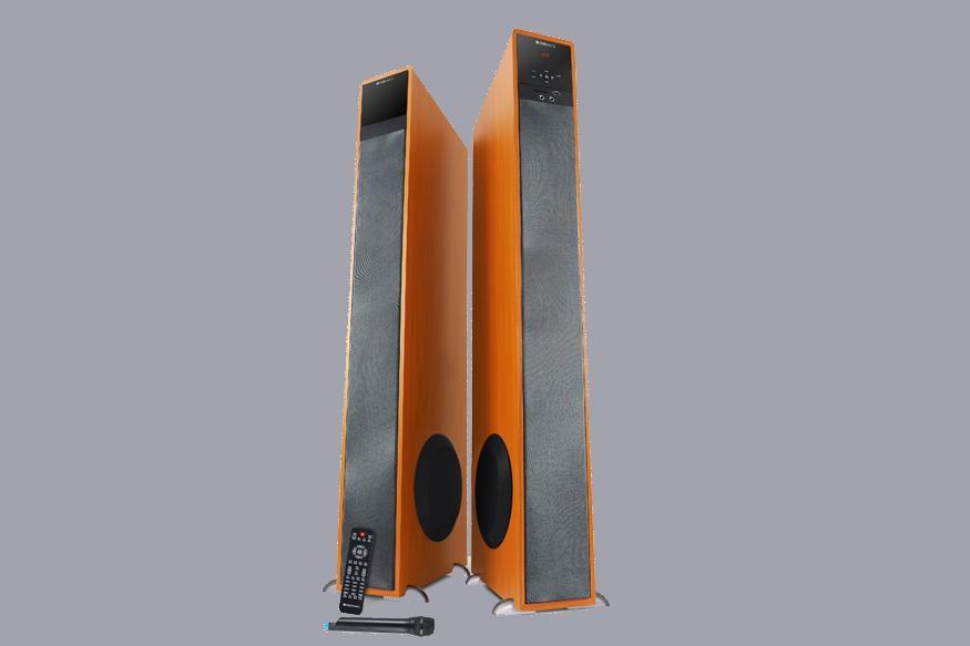 Zebronics Launches Cube2 BTRUCF speakers