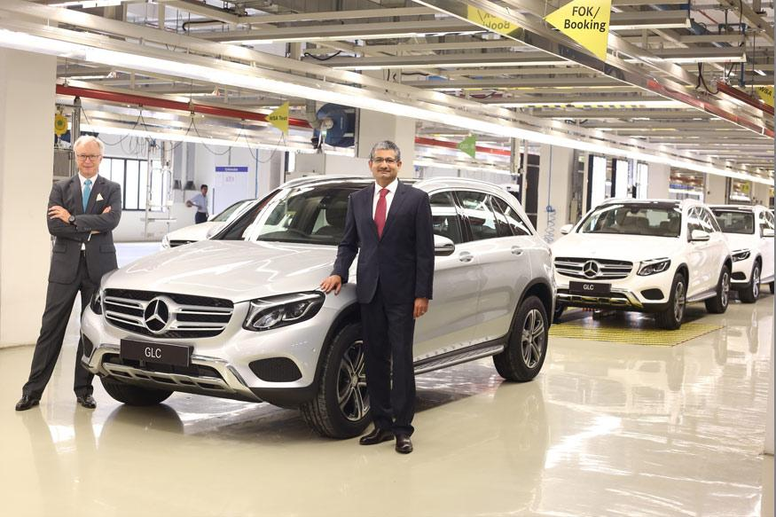 Mercedes-Benz Launches the 'Made in India' GLC at Rs 47.90 Lakh