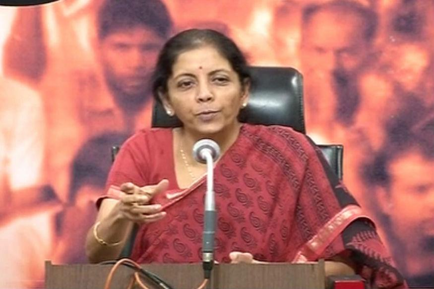 Technology, Ease of Doing Business Will Help Achieve 8% Growth, says Nirmala Sitharaman