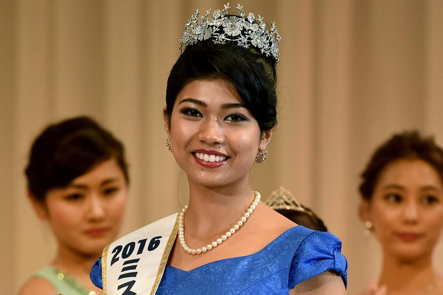 Half-Indian 'Elephant Whisperer' Priyanka Yoshikawa Crowned Miss Japan; Stirs Controversy