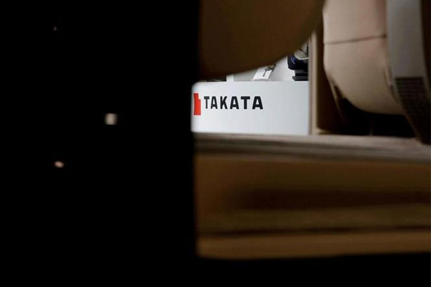 Takata Failed to Report 2003 Air Bag Rupture to U.S. Road Authority