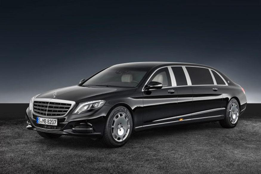Mercedes-Maybach S 600 Pullman Guard Is Luxurious and Bomb-Proof