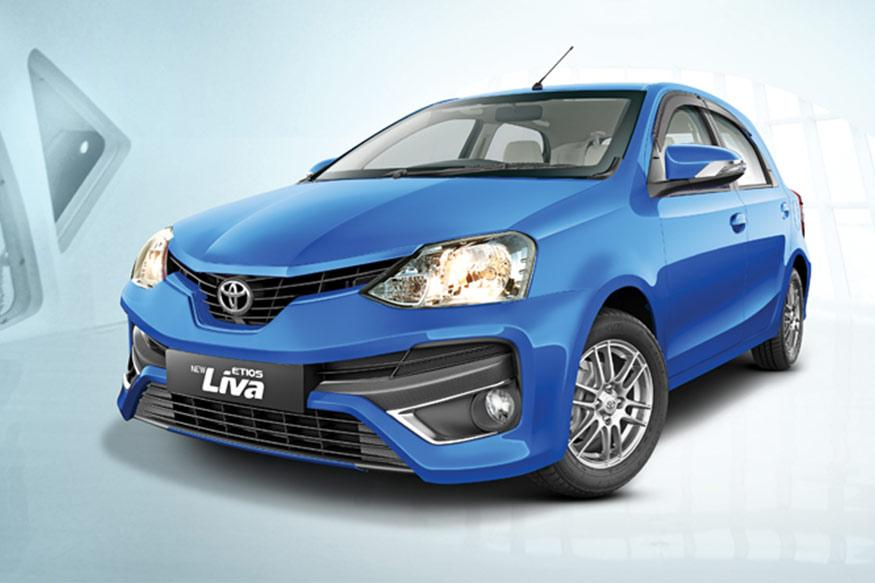 Toyota Platinum Etios and Updated Etios Liva Launched, Sport New Design