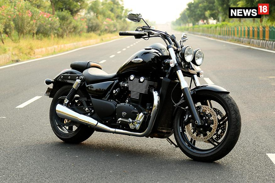Triumph Thunderbird Storm Review The 1699cc Powerhouse In