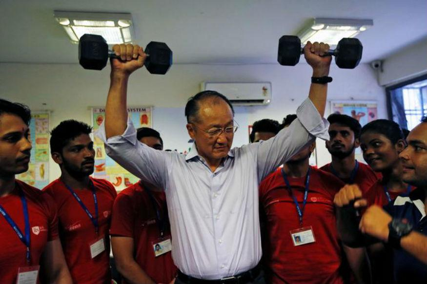 Jim Yong Kim Re-Appointed as World Bank President