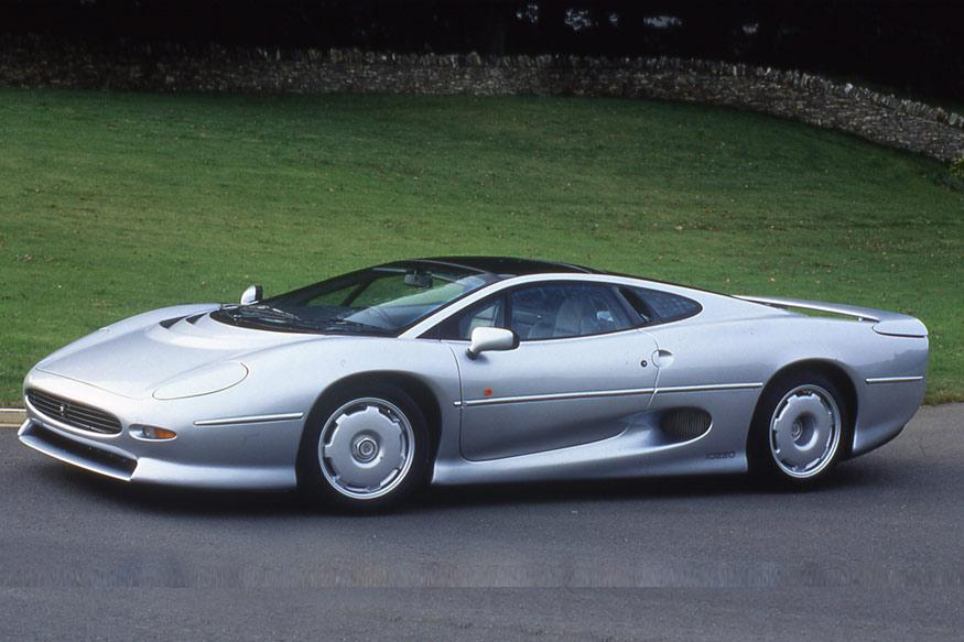 The Jaguar XJ220 Could Become a Collector's Item That Can Be Driven Everyday