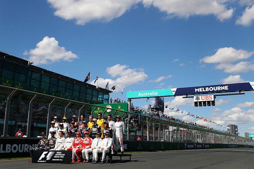 Australia to host opening race of 2017 F1 season