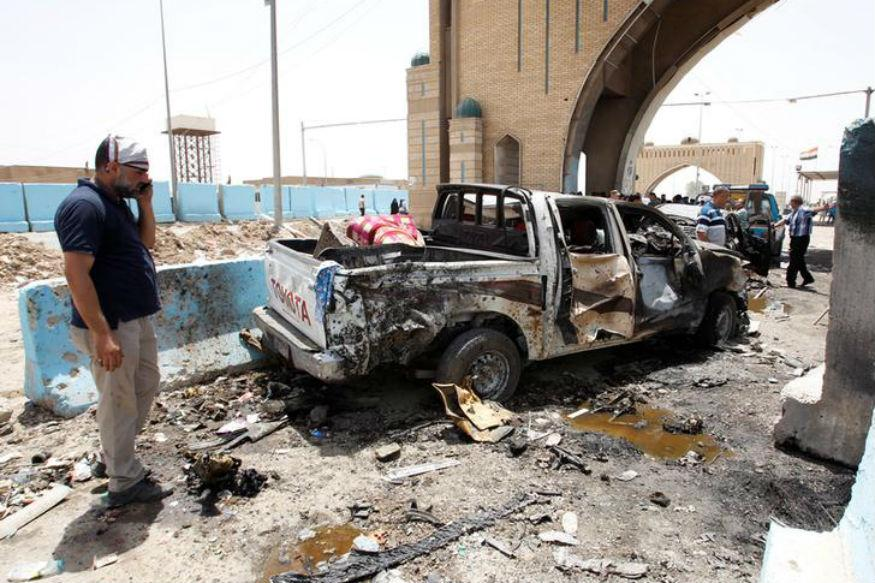 Car bombs kill 11 in Baghdad; ISIS claims responsibility