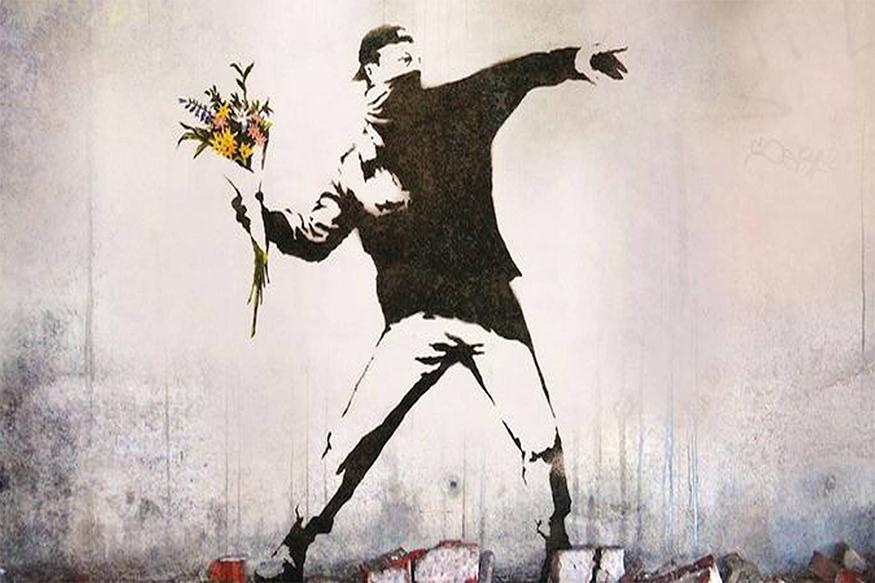 Banksy Could be Massive Attack Frontman, Says Report
