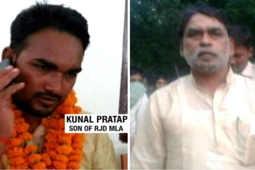 RJD MLA's son held for stabbing youth