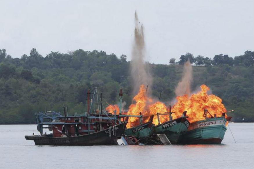 Two tourists die in Bali ferry blast