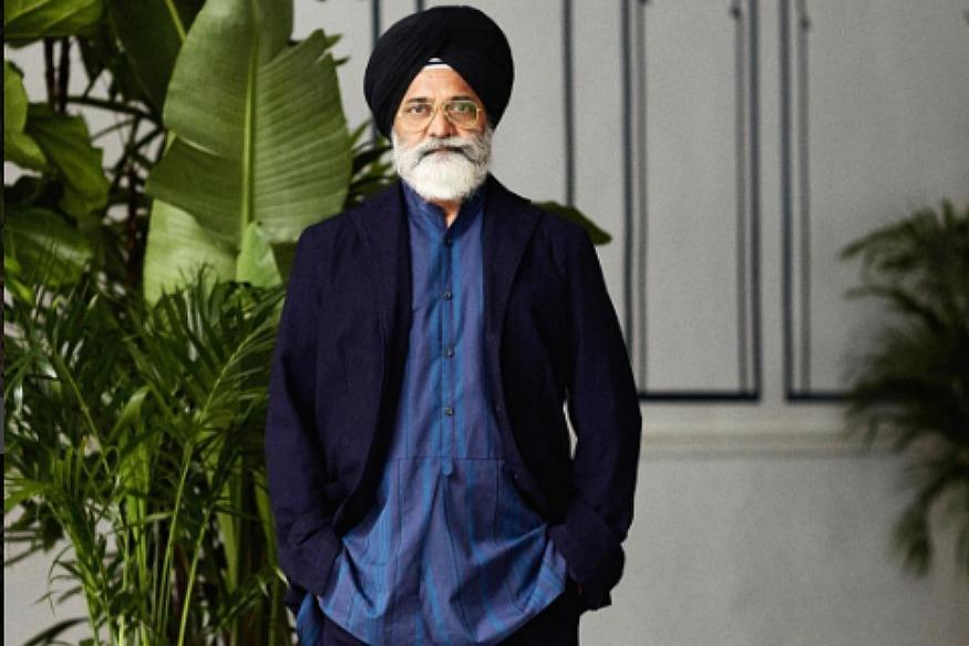 A Menswear Brand Hired This 62-YO Sikh Cab Driver In New York As A Model
