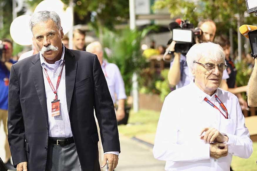 Formula One Can't Be a 'Dictatorship', Says New Chairman Chase Carey