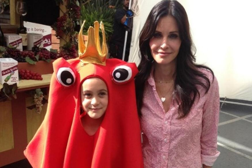 Courteney Cox Has Acting Plan For Daughter Coco