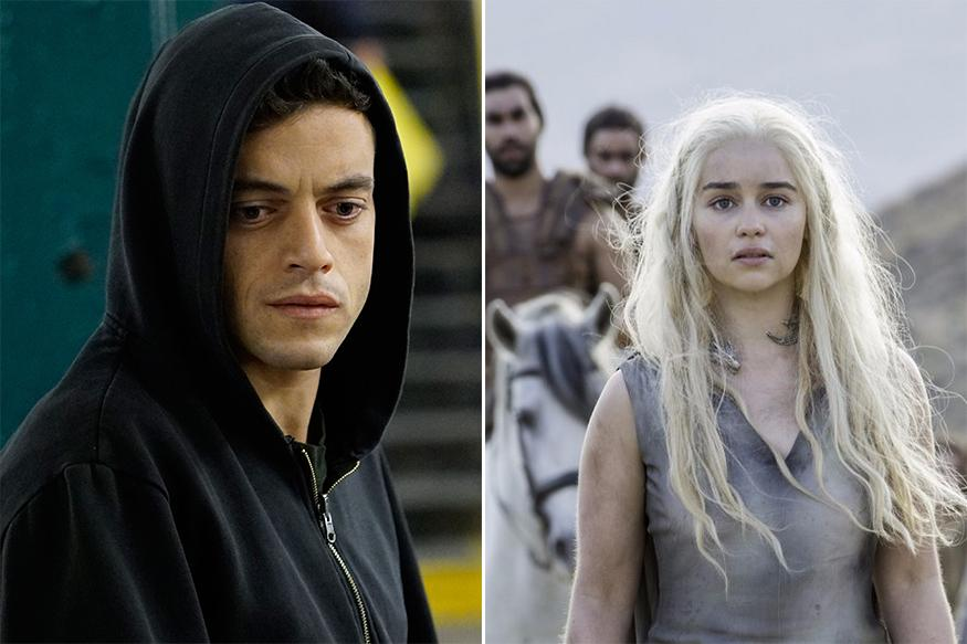 Mr Robot and The Americans Challenge Game of Thrones for Emmy Crown