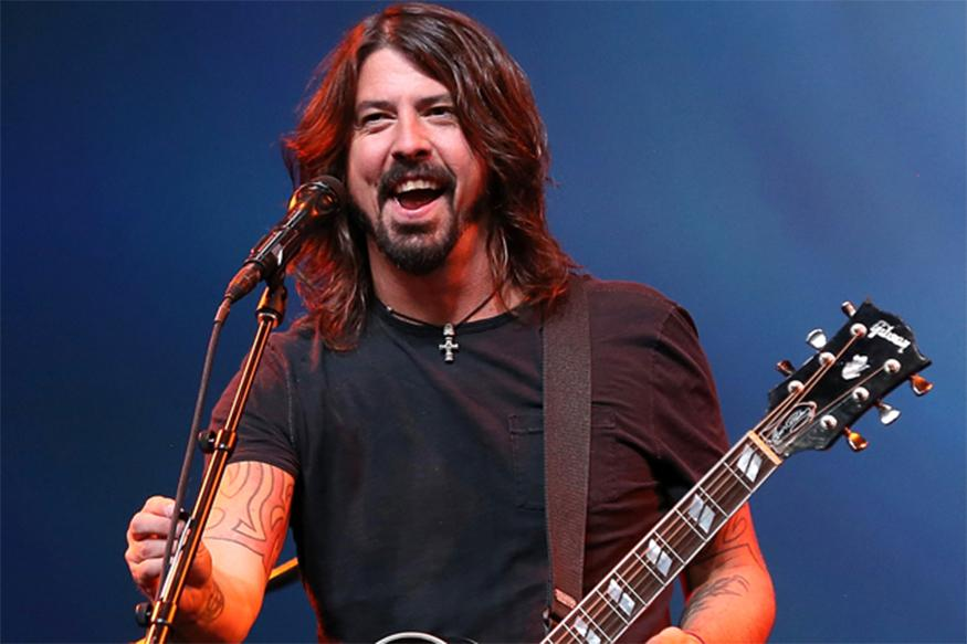 Dave Grohl's Mother Poised to Publish Book on Raising Rockstars