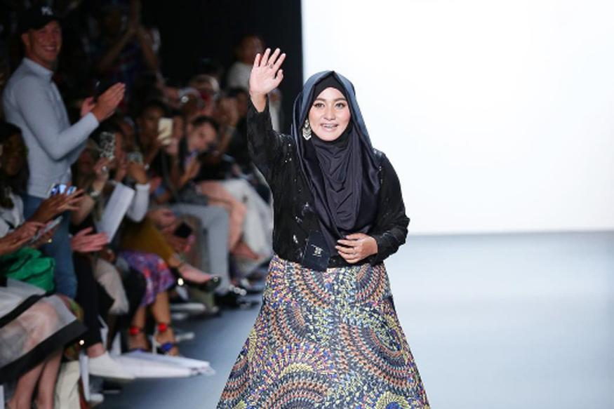 Anniesa Hasibuan Becomes The First Designer to Present Collection with Hijabs at NYFW