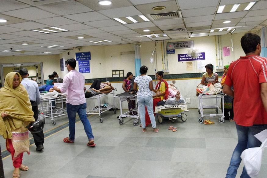 Chikungunya death: Delhi govt blames MCD