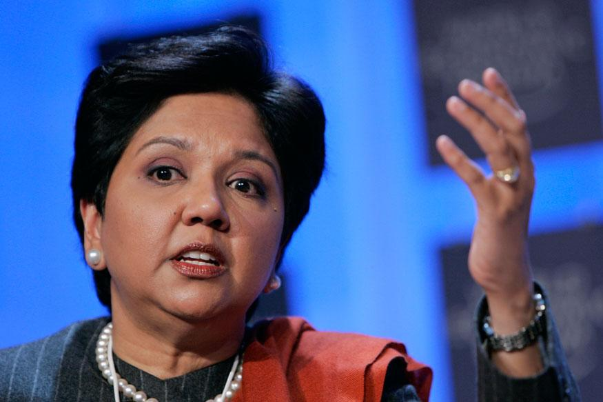 PepsiCo's Indra Nooyi the only Indian Origin Woman in Fortune List