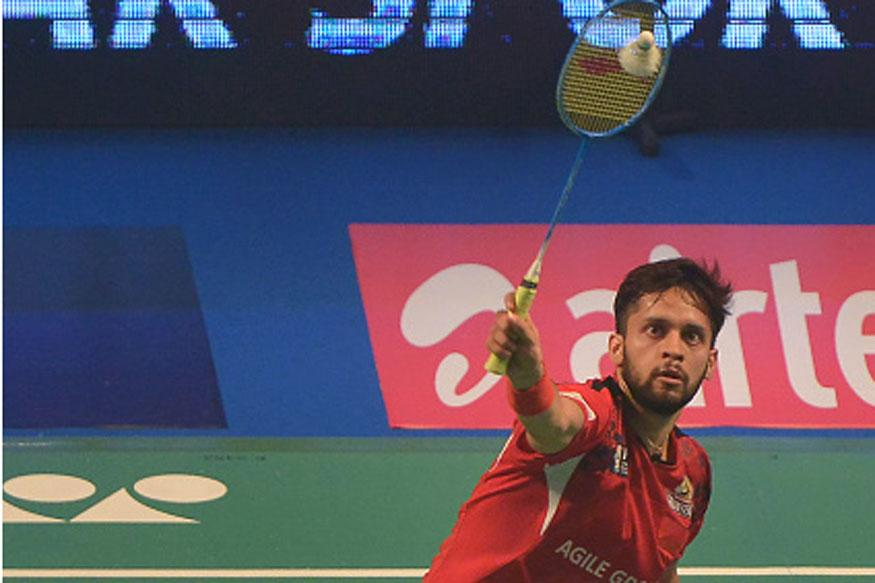 Parupalli Kashyap Crashes Out of China Masters Grand Prix Gold