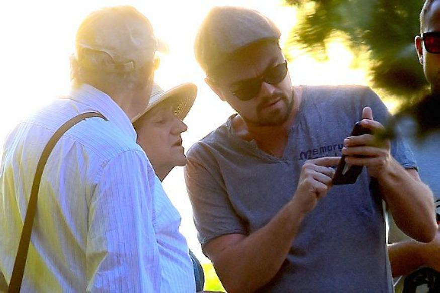 Leonardo DiCaprio Helped An Elderly Couple & They Had No Idea Who He Was