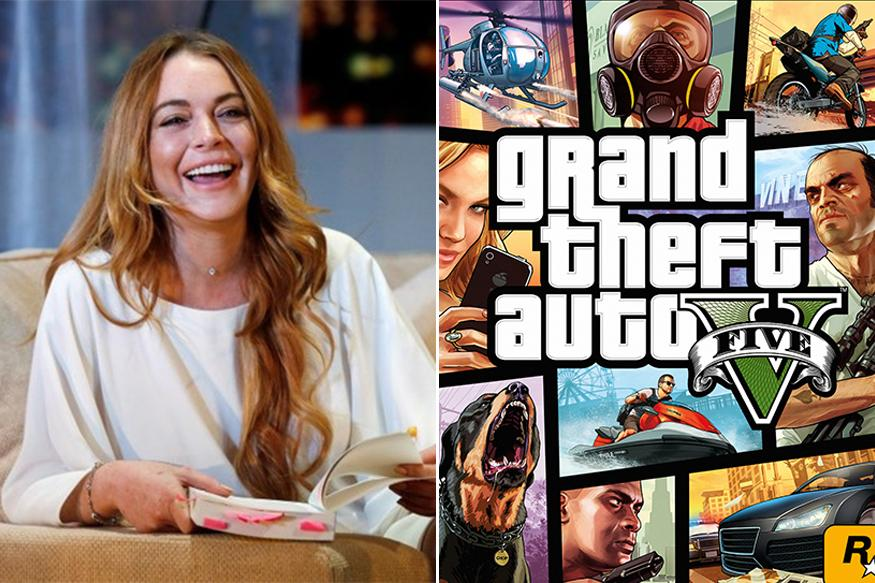 New York Court Tosses Lindsay Lohan's 'Grand Theft Auto V' Lawsuit