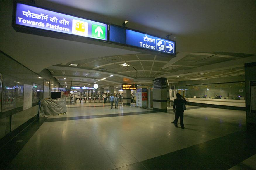 Delhi Metro Airport Express Line Gets High Speed Free Wi-Fi