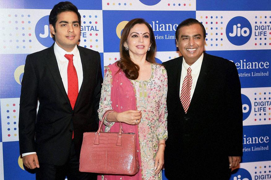 Jio Our Solemn Commitment to Enrich Life of Every Indian: Read Mukesh Ambani's Full Speech