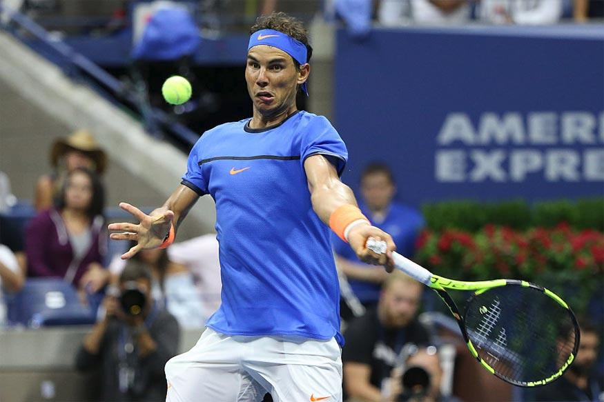 Rafael Nadal returns to Spain's Davis Cup team