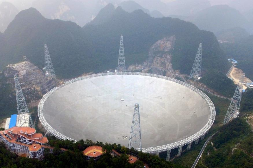FAST, World's Largest Radio Telescope, Begins Operations In China