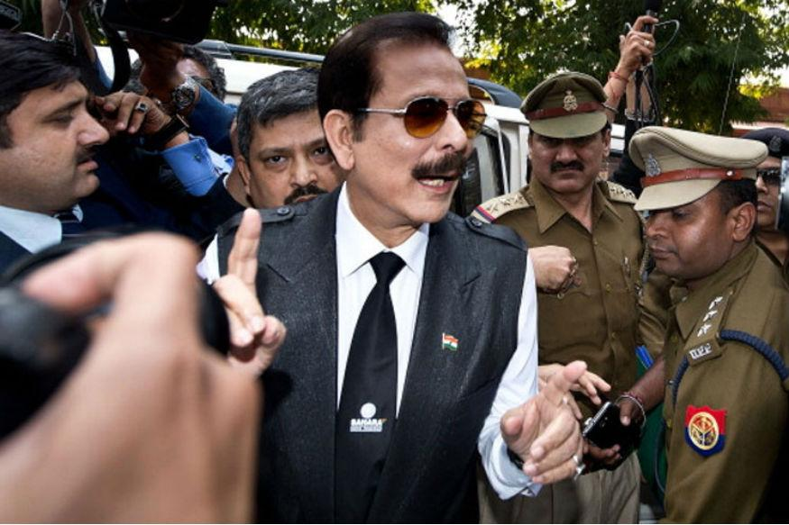 SC cancels Subrata Roy's bail, orders that he be sent jail
