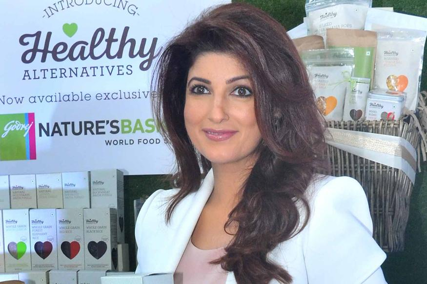 Twinkle Khanna Reveals Her Healthy Alternatives