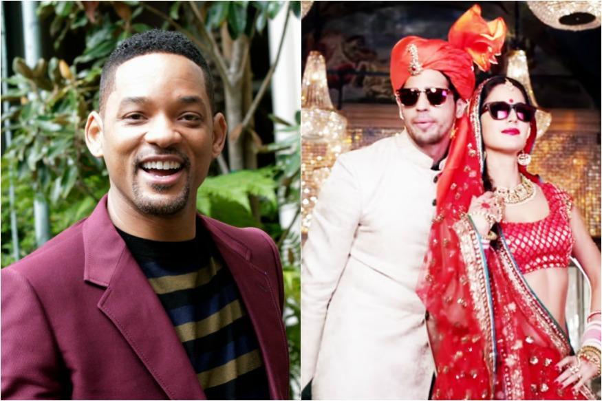 Will Smith Dancing To Baar Baar Dekho's Song Kala Chashma Is Perfect
