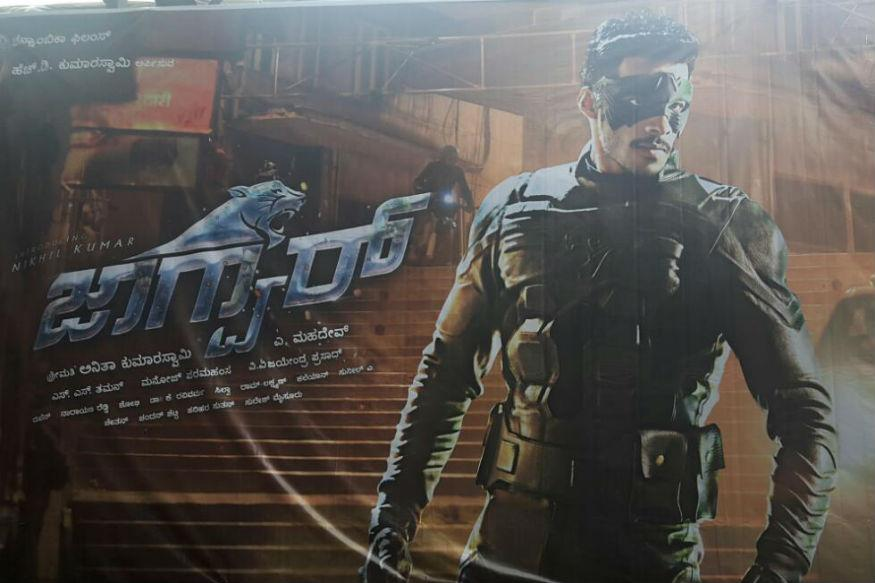 Gowda Grandson Movie 'Jaguar' Rakes in Moolah, Critics Point to Cauvery Sentiments