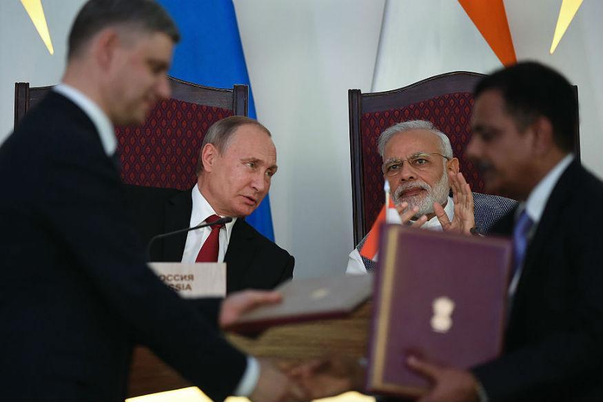 BRICS 2016: 'Old Friend' Russia Part of India's Anti-Terror War, Says PM Modi