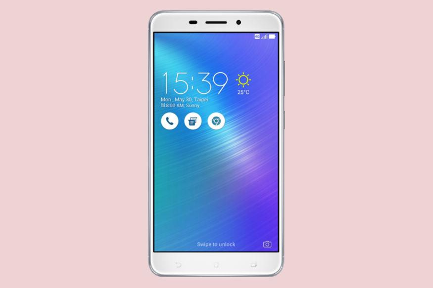 Asus ZenFone 3 Laser Now Available For Rs 18,999