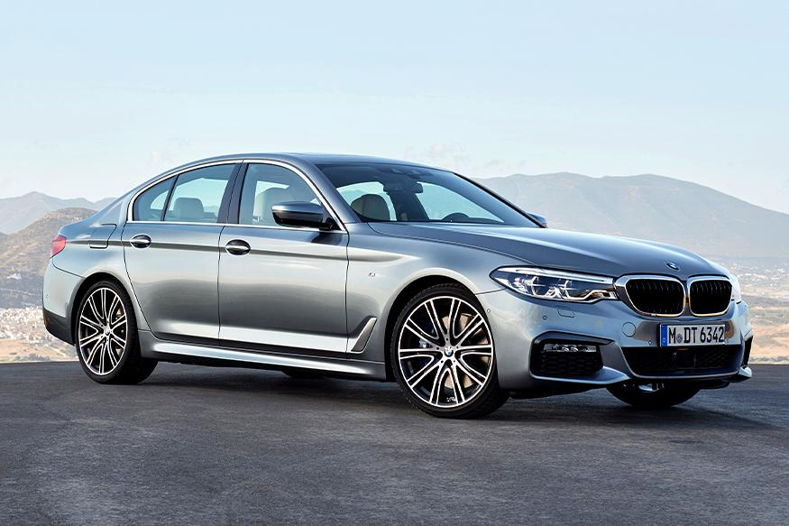 New BMW 5-Series Unveiled, To Launch in February 2017