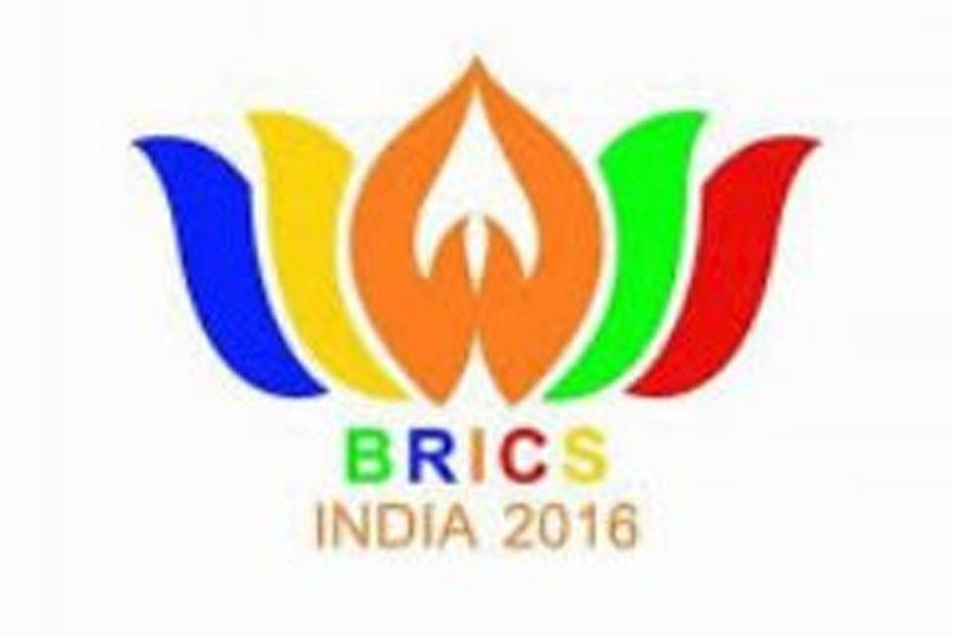 Congress, AAP Object to BRICS Summit Logo