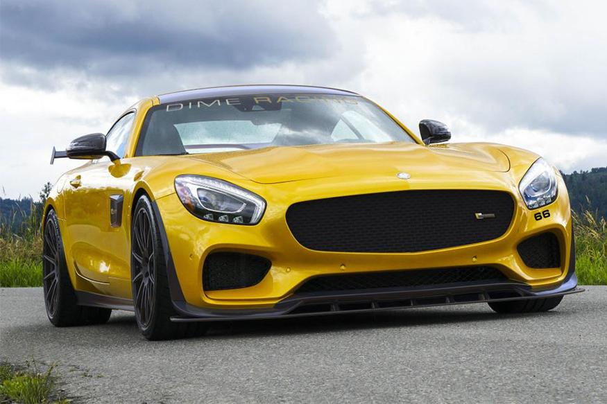 The Dime Racing Edition AMG GT Can Give the Mercedes-AMG GT R a Run for Its Money, Here's Why