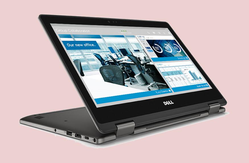 Dell Latitude 3379 Convertible Laptop Launched at Rs 64,990