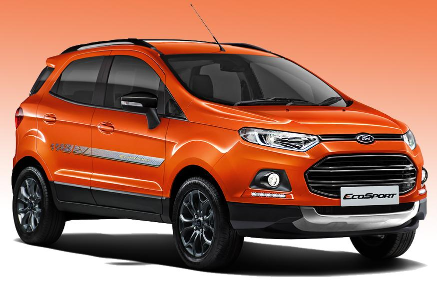 Here's What to Expect from the 2017 Ford EcoSport Facelift