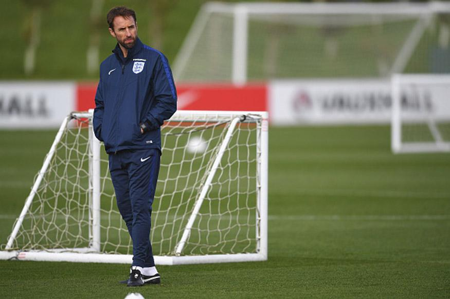 England's Manager Gareth Southgate Not Happy With Team Condition