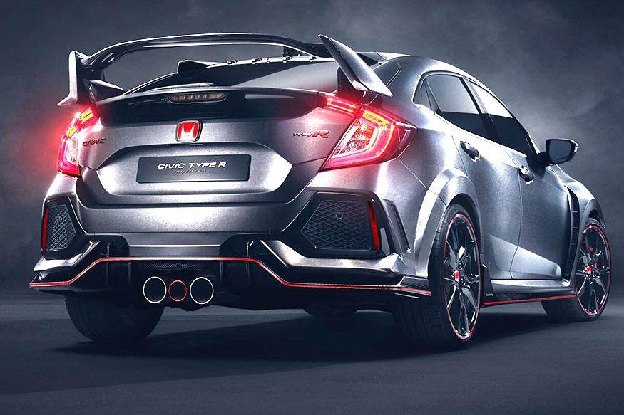 Honda Civic Gets a New Type R Model, Hottest Civic Ever?