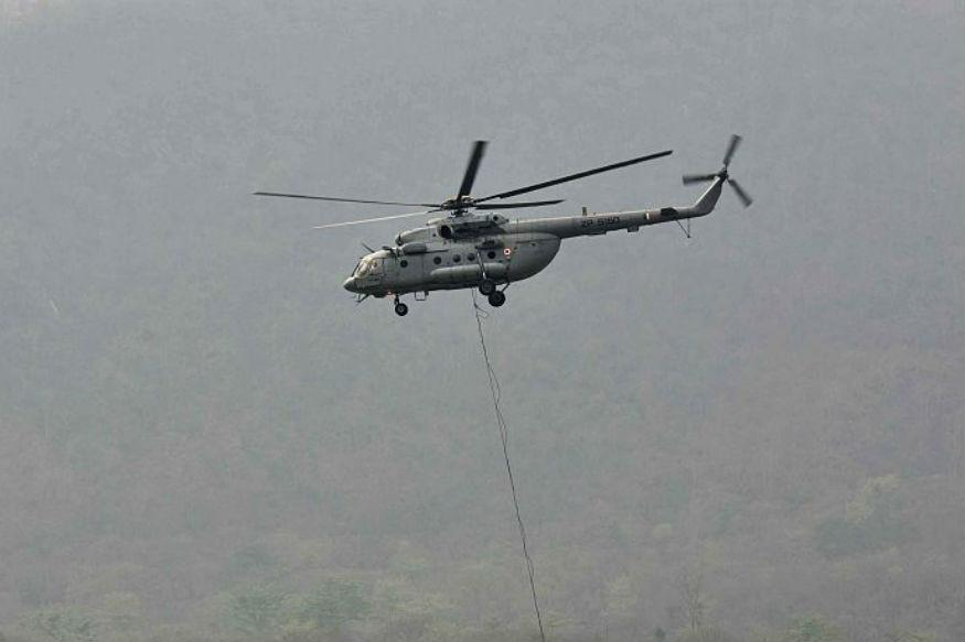 IAF Chopper Crashes In Badrinath, Passengers Unhurt